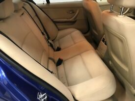 BMW 3 series with sun roof