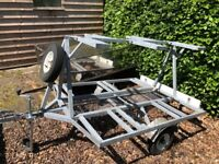 5 Cycle Carrier Trailer