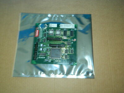Gamewell Gw30867-sm Rev K Cpu Pcb For Identiflex Fire System