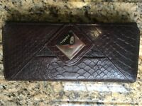 Ladies Fiorelli Brown Leather Purse, excellent quality