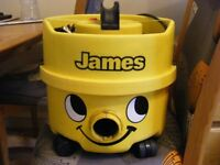 Henry Hoover James with NEW FILTER and New FULL Tool Kit