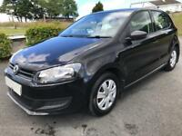 VOLKSWAGEN POLO 2010 FIVE DOOR ***12 MONTHS MOT***