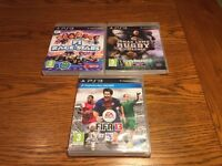 Great Condition PS3 Games