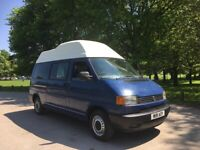 VOLKSWAGEN TRANSPORTER 2.4 AUTO DIESEL 1994 M-REG with TWIN SIDE DOORS and IDEAL CONVERTION !!