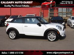 2013 MINI Cooper Paceman Cooper 6-SPEED/LEATHER/ROOF