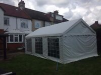 6x4 meters gala tent marquee