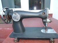 Sewing Machine Singer Collectors Piece Sold as Seen Offers