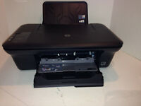 Printer with scaner - HP Deskjet 2050A All-in-One Inkjet Printer/Scan/Copy Colour