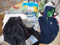 Bundle of boys' clothes 4 years
