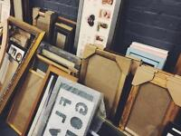 Pop Up Frame Shop