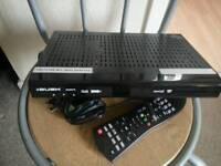 BUSHB250DTR 320GB HD DIGITAL TV RECORDER FREEVIEW + HDSET TOP