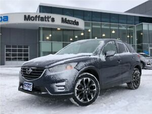 2016 Mazda CX-5 GT GT TECH AWD RADAR CRUISE, LEATHER, BOSE, S...