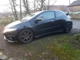 Honda civic type r gt fn2 (may swap)