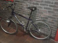 FULLY SERVICED Men Women CARRERA CROSSFIRE 2 Lightweight Aluminium Hybrid Road Racer Bike 24 GEAR