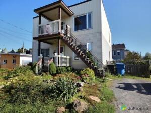 200 000$ - Duplex à vendre à Salaberry-De-Valleyfield