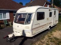 Avondale landmaster 4 berth caravan with motor mover