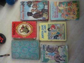 6 Very Old Books - Some of the Covers have seen better days - 50p each or £3 for all - Collect PE27