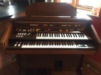 Yamaha Electone organ excellent condition