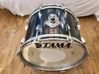 Vintage Tama Swingstar 22x14 Bass Drum