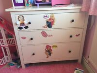 5 Piece Ikea Hemnes Bedroom Furniture - Only 1 Year Old!! Sensible Offers Accepted