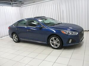 2018 Hyundai Sonata WOW! WHAT MORE DO YOU NEED!? SPORT SEDAN W/