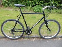 Mountain bike - Raleigh Cromody - Large Frame restored and ready to ride