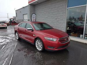 2016 Ford Taurus LIMITED AWD BLUETOOTH CUIR NAVIGATION TOIT