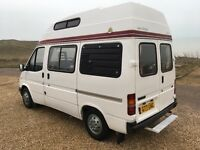 Ford Motorhome 4-berth Automatic