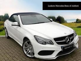 Mercedes-Benz E Class E 220 D AMG LINE EDITION (white) 2016-09-21