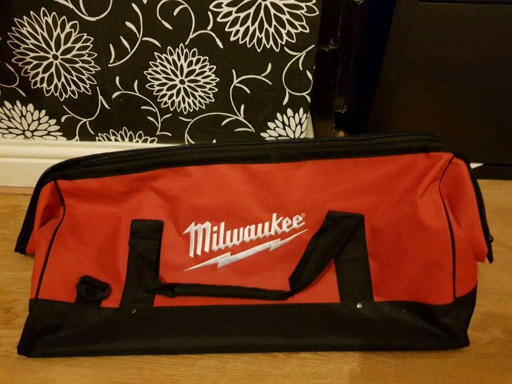 Milwaukee m18 tool bag brand new