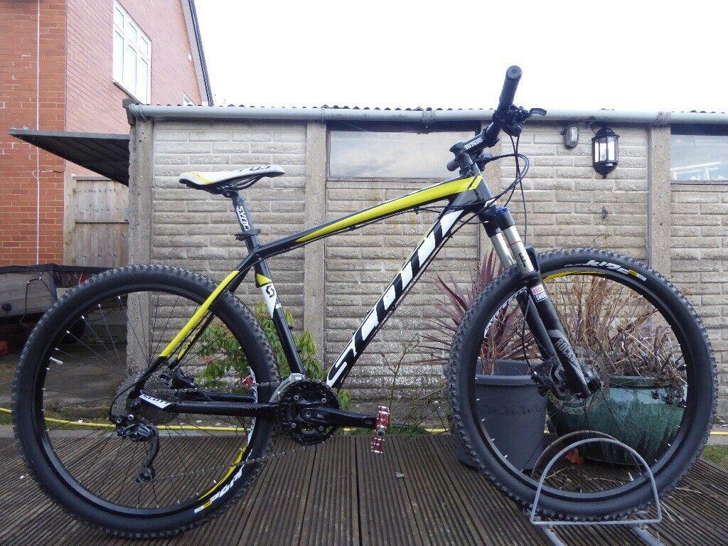 56834b5ab8e 2015 Scott scale 770 Hardtail Mountain Bike 19