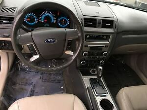 2010 Ford Fusion SEL 3.0L V6 AWD | LEATHER | NO ACCIDENTS Kitchener / Waterloo Kitchener Area image 13