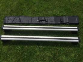 Audi Q5 Roof Bars - 2014 onwards