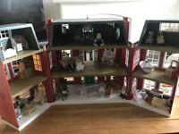 syvailian dolls house