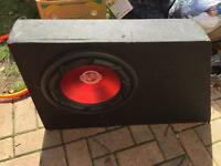 Sub Subwoofers subs amplifier amps