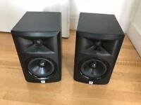 Studio Monitors JBL LSR305 (pair)