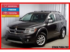 2015 Dodge Journey SXT / 7 PLACES / AIR CLIM / MAGS 17''