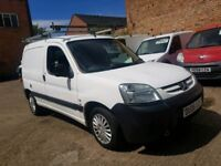 2006 Peugeot Partner LX 800 2.0 HDI - 1 Month Warranty - No VAT