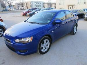 2008 Mitsubishi Lancer SE AUTOMATIC heated seats 121,000 K $8995