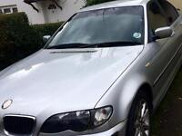 BMW 320d 53plate Spares or repairs
