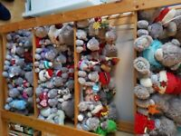 Me to You Teddy bear collection