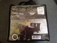 GARDMAN - Patio set cover 6-8 seater Rectangle New for only £15