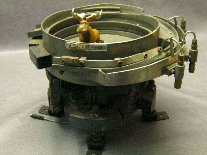 Vibro Micromatic V-94-311 Viboratory Parts Feeder