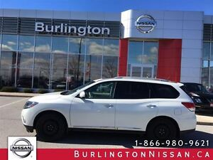 2015 Nissan Pathfinder Platinum *** ACCIDENT FREE ***