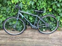 Apollo hybrid bike (condition - good)