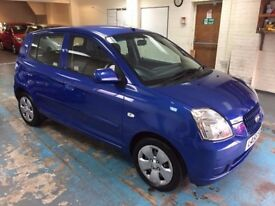 2006 KIA PICANTO 1.1 LX LOW MILEAGE