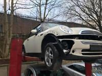 Mini one 1.6 R52 convertible breaking 2006 automatic