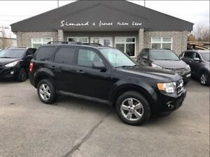 2009 Ford Escape XLT 4WD  CUIR
