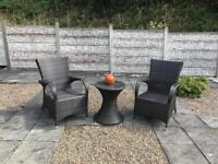 Genuine Rattan Garden Furniture