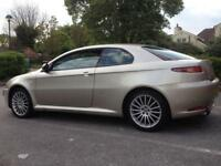 2005 ALFA ROMEO 1.9 GT JTD COUPE FULL LEATHERS 200 BHP 6 SPEED HPI CLEAR NOT SAAB GOLF ASTRA FOCUS S